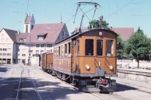 FW Orginal Triebwagen