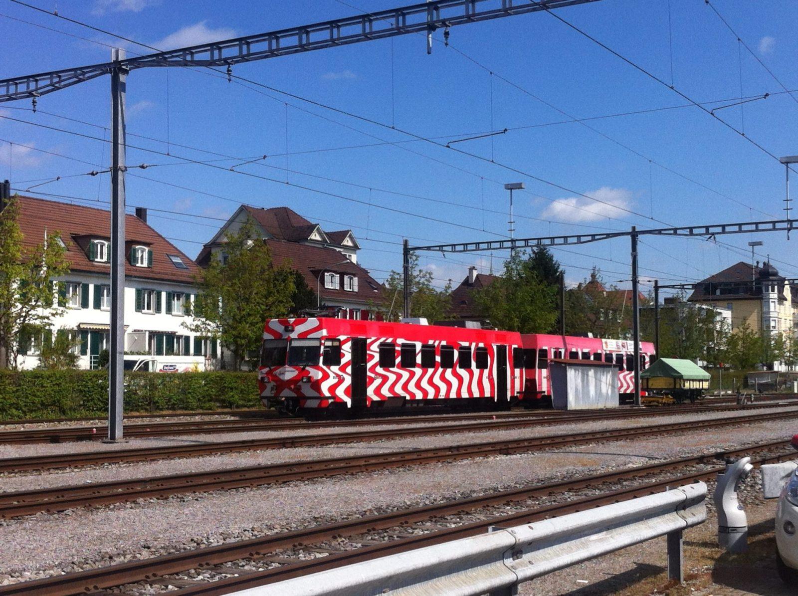 Pendelzug Wilerbahn