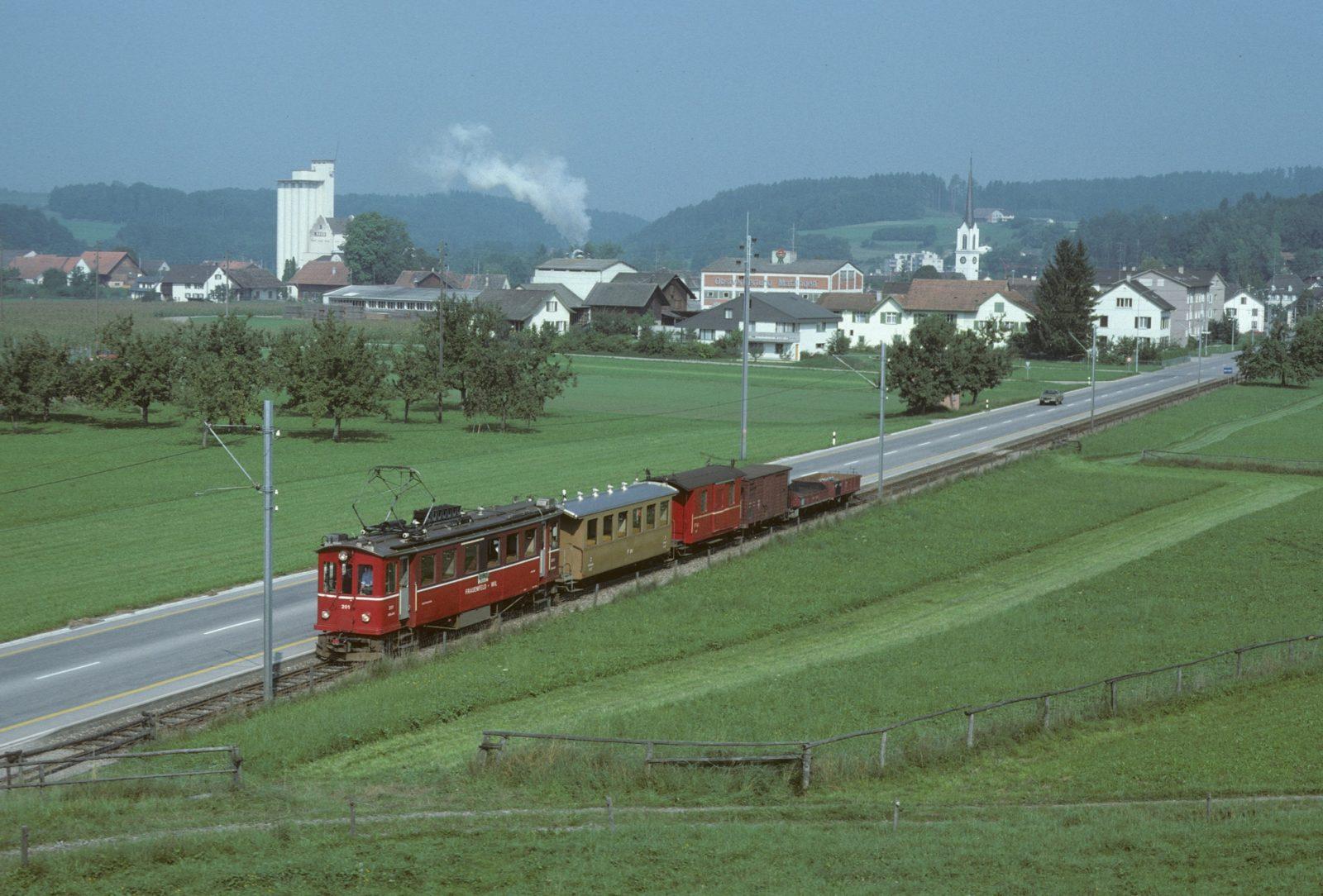 Wilerbahn Matzingen