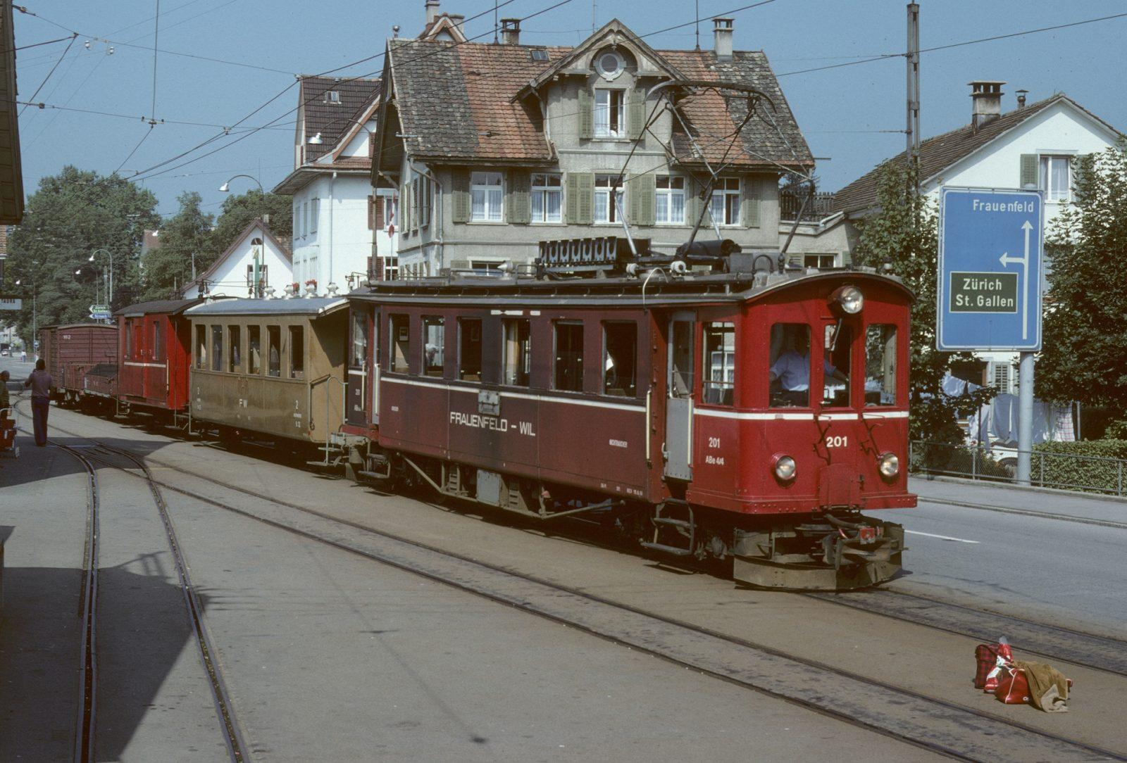 Wilerbahn Münchwilen
