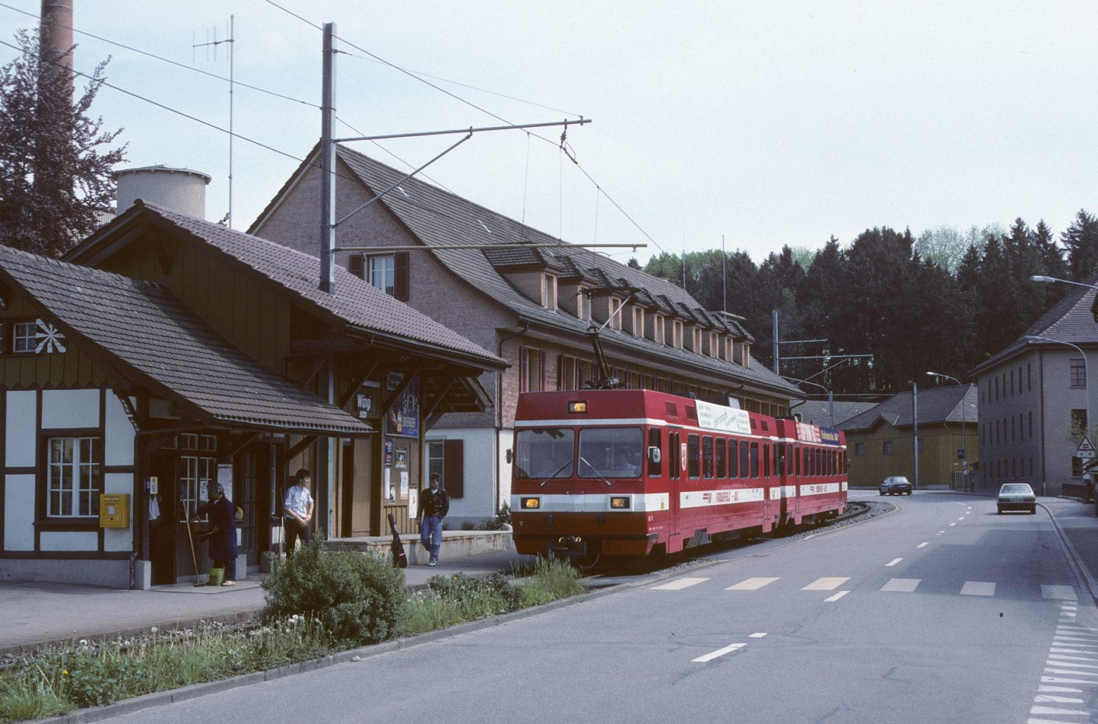 Wilerbahn Wängi