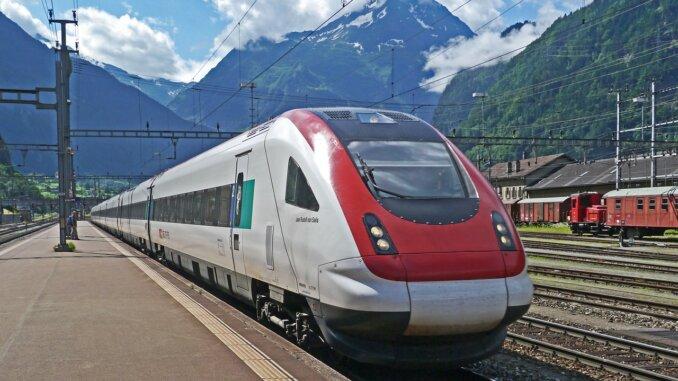 ICn Zug SBB