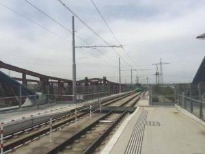 Basler Tram Weil am Rhein