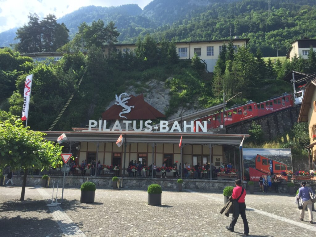 alpnach Bahnhof
