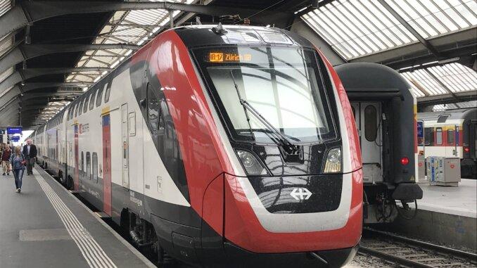 Bahnland Schweiz DOSTO twindexx