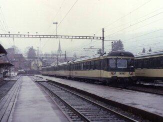 Zug Bodensee Toggenburg Bahn