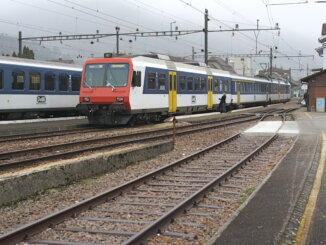 NPZ Dominozug OeBB Oensingen Balsthal Bahn