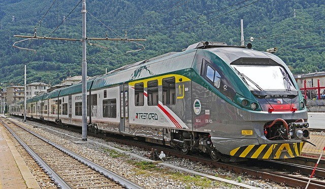 Italy Rail  Cars Regional Traffic