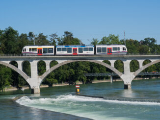Reussbrücke Bremgarten