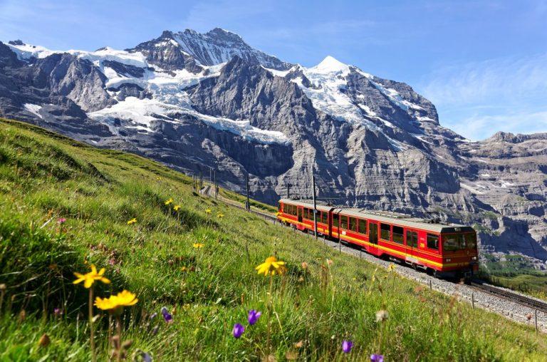 Jungfraubahn Bahnland Schweiz