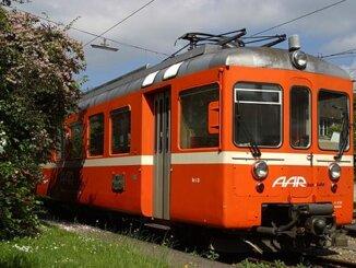 WSB Triebwagen
