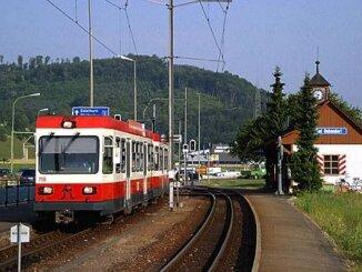 Waldenburgbahn Bad Bubendorf