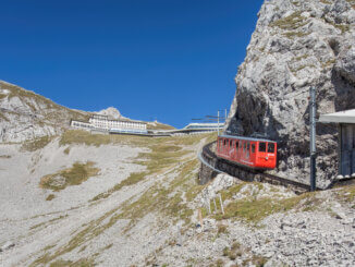 Bergbahnen Pilatus Pilatusbahn